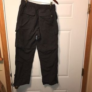 North Face pants S as is